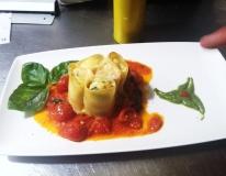 Tortiglioni Ripieni all'Astice